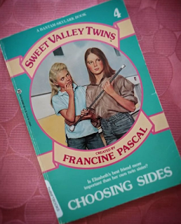 sweet valley twins # 4 created by francine pascal