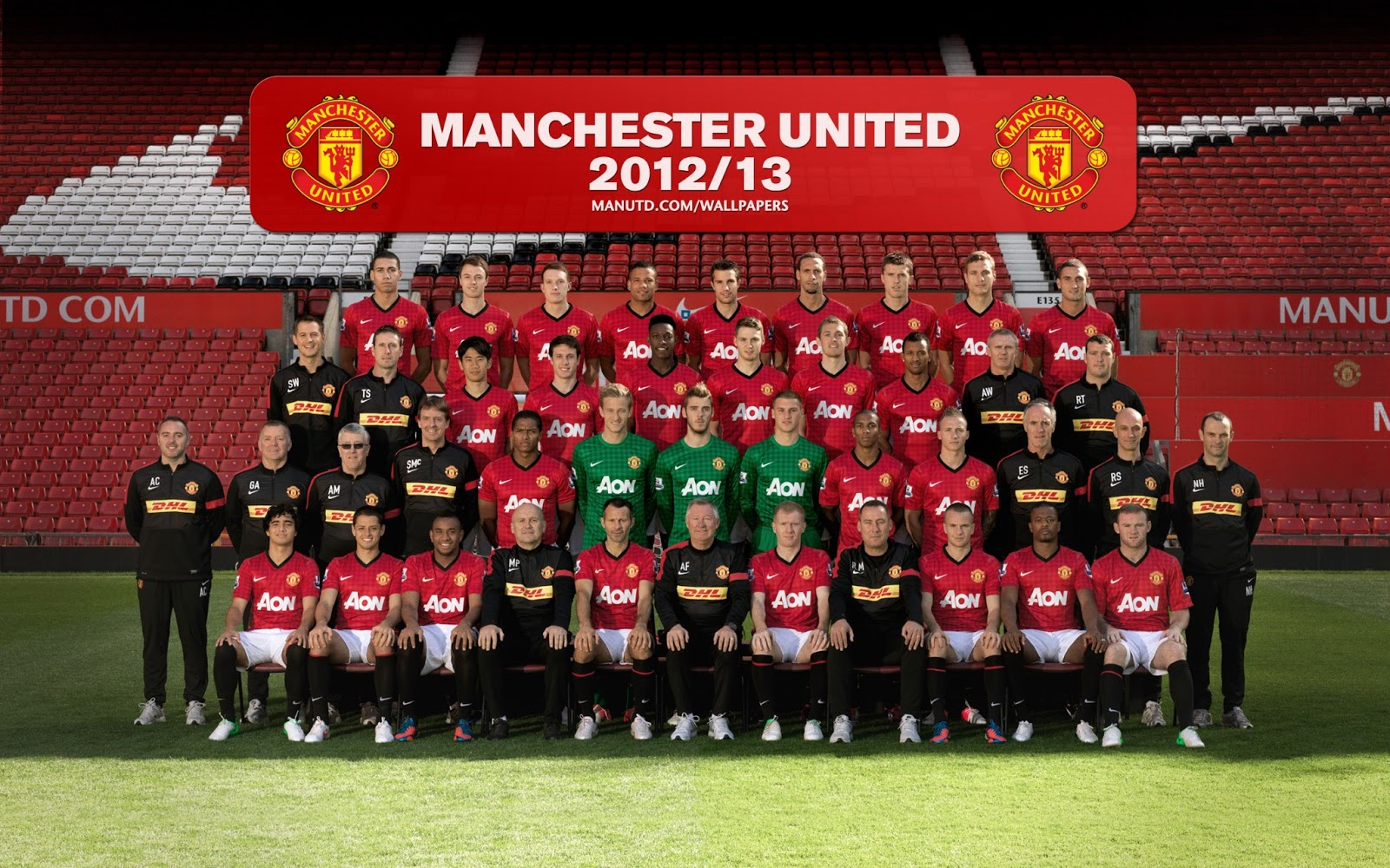 All Wallpapers Manchester United Wallpapers Hd 2013