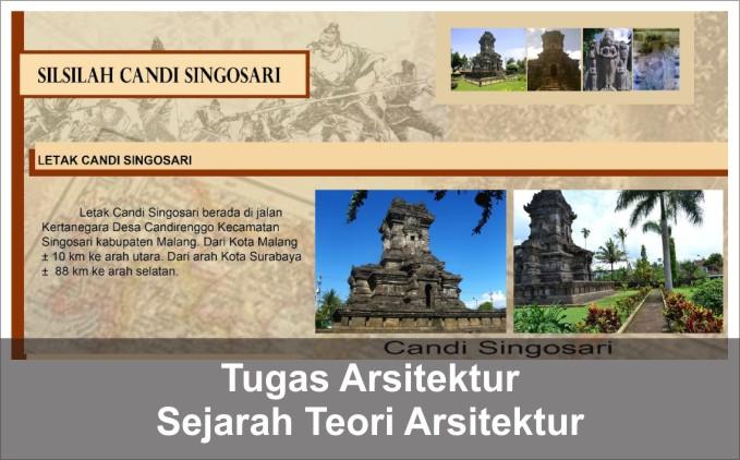 sejarah terori arsitektur
