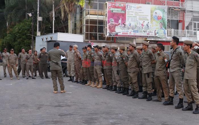 Tidak Ada Solisi Tepat, Penertiban PKL di BKB Palembang Dianggap Merugikan Pedagang
