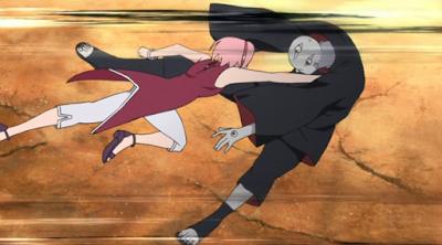 10 Fakta Sakura Haruno, Jarang Dibelai Sasuke!