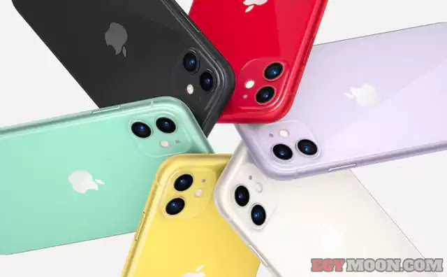 سعر ومواصفات هاتف ابل ايفون 11 مع فيس تايم بشريحة واحدة وشريحة الكترونية