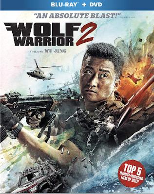 Wolf Warrior II [2017] [BD25] [Latino]