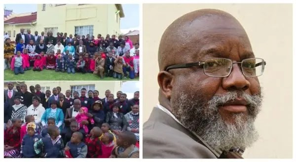 Ex-Zimbabwean MP succumbs to Covid-19... leaves behind 79 children, 12 wives