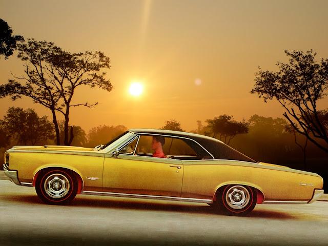 Pontiac Tempest GTO Cordova Top Hardtop Coupe