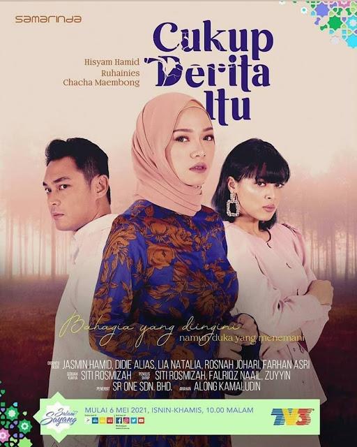 Drama Cukup Derita Itu Di Slot Samarinda TV3