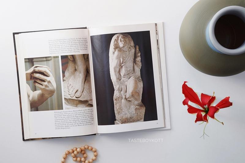 Sonntagsfavoriten im Februar #3: Kunstbuch zu Michelangelo