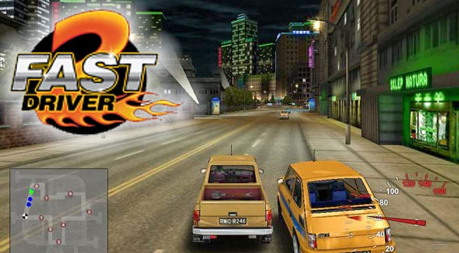 2 Fast Driver Game Free Download Full Version For Pc