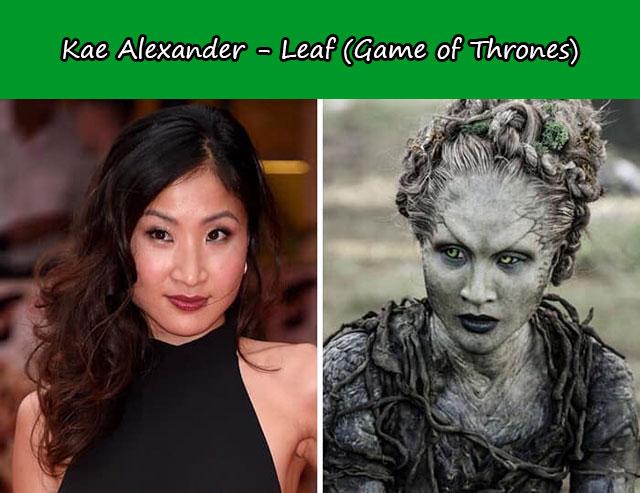 Kae Alexander - Leaf (Game of Thrones)