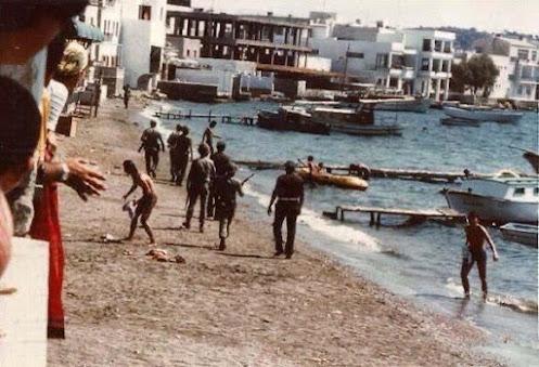 12 Eylül günü denizden çıkarılan vatandaşlar