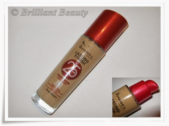 Rimmel London Finish Lasting 25 hours