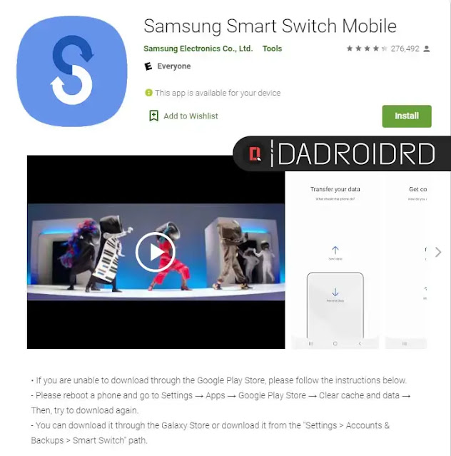 Download Samsung Smart Switch terbaru, Samsung Smart Switch PC latest, Download Samsung Smart Switch PC latest version Windows