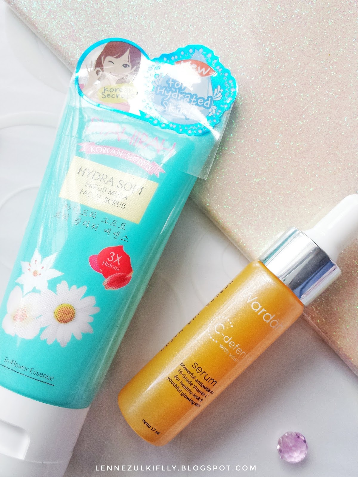 What's New In My Skincare | LENNE ZULKIFLLY