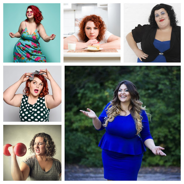 Curly Hairstyles For Fat Women