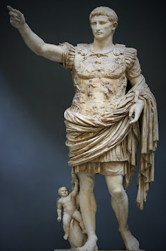 Imperio Romano, Cayo Octavio César Augusto