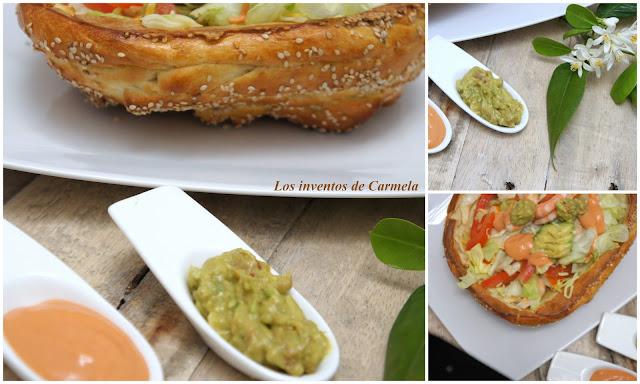 Ensalada+de+gambas+con+aguacate+y+aderezada+con+salsas+rosa+y+guacamole+sobre+canasta+de+pan+pizza2.jpg