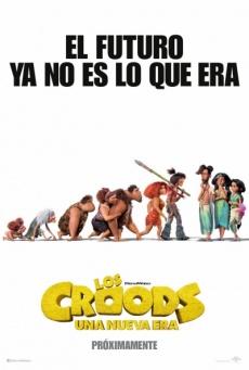 Vuelve la familia de los cavernícolas más divertidos. Trailer para Los Croods: Una nueva era