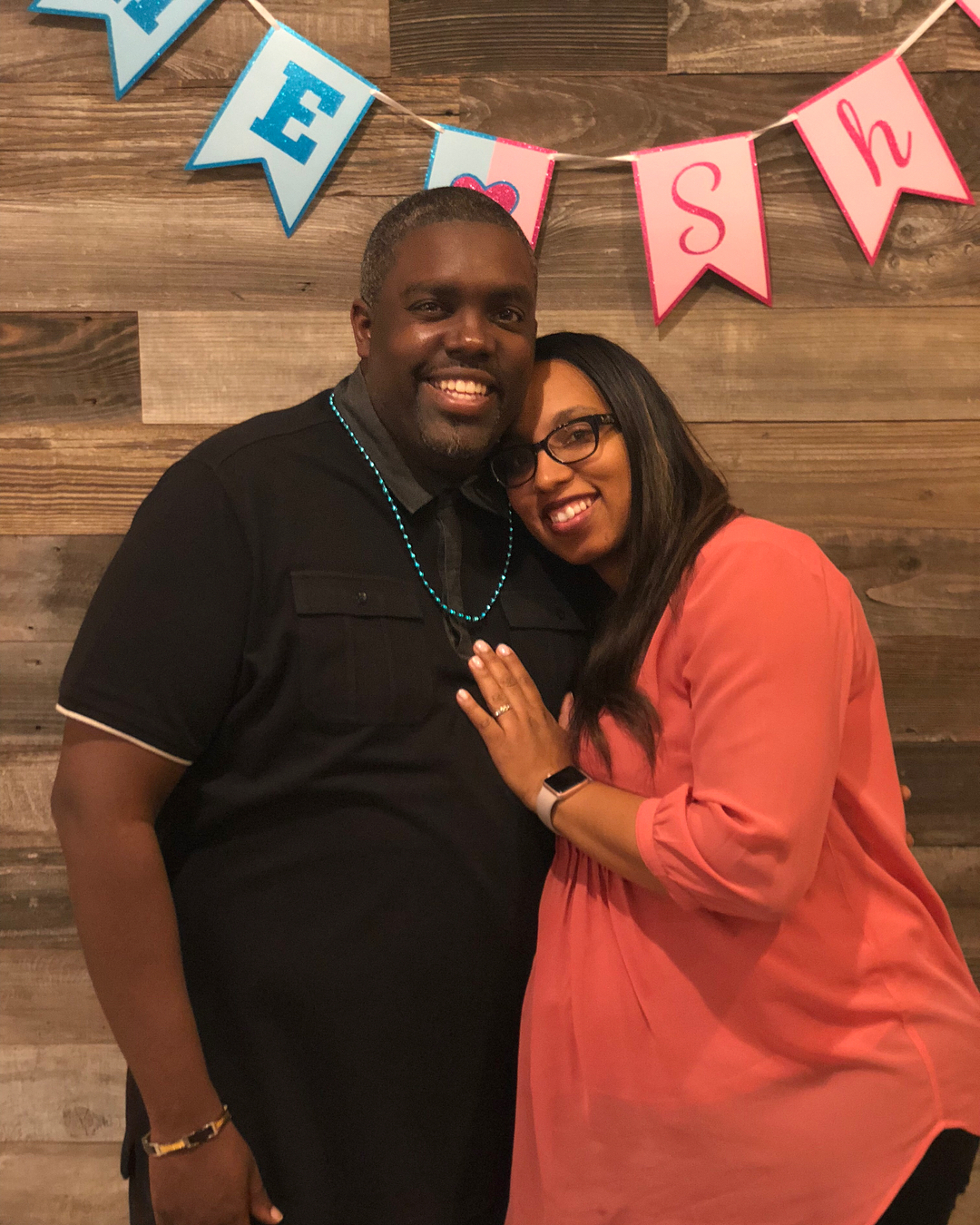 William McDowell and wife Latae McDowell