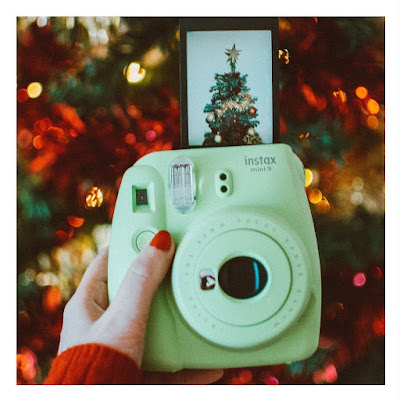Best polaroid camera to Christmas gift