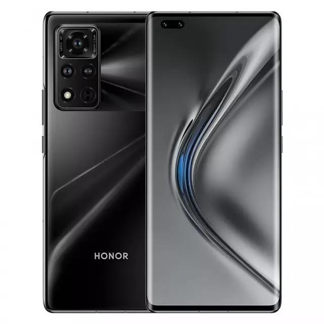 Honor V40 5G Midnight Black