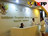 Lembaga Kebijakan Pengadaan Barang / Jasa Pemerintah Republik Indonesia - Recruitment For Fresh Graduate Administrative Support Staff Inspectorate LKPP March 2017
