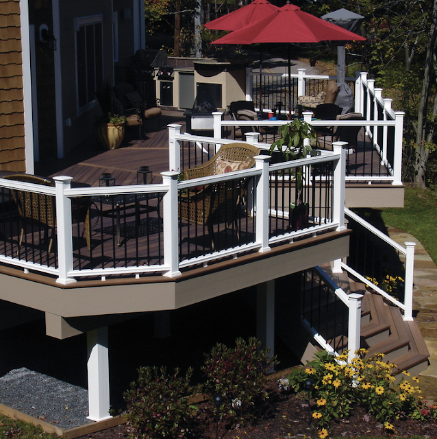 Beautiful Deck Design Ideas Deck Designs Deck Ideas Decking Outdoor Deck Design Ideas