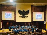 Susunan Pengurus DPP KNPI Haris Pertama Periode 2019 - 2022 (Reshaffle Tahap I Februari2020)