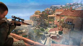 Sniper Elite Xbox 360 Wallpaper