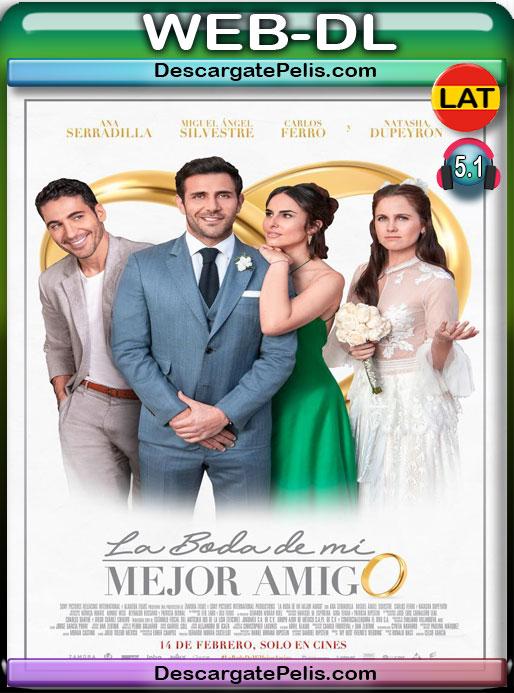 La boda de mi mejor amigo (2019) 1080P WEB-DL Latino