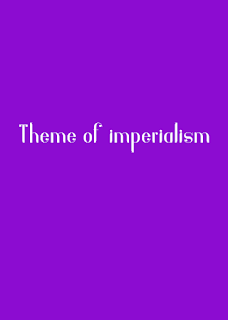 Theme of imperialism