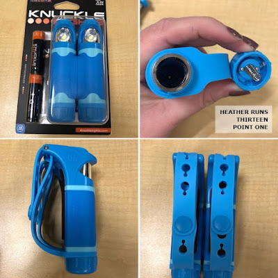 knuckle lights colors review