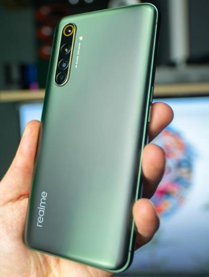 Spesifikasi Realme X50 Pro 5G