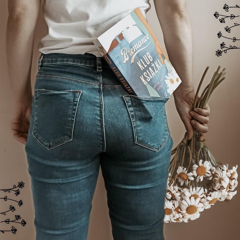 """Klub książki. Bromance"" - Lyssa Kay Adams"