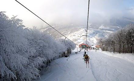 Πρεμιέρα για το Χιονοδρομικό Κέντρο Πηλίου