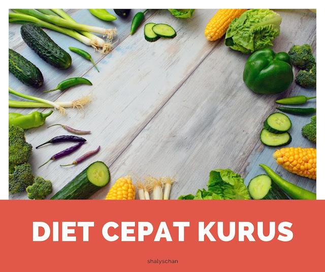 Cara Menurunkan Berat Badan di Rumah dengan Diet Alami Cepat dan Aman