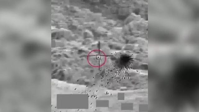 7f6bffee-Arab Coalition intercepts and destroys Houthi drone launched towards Khamis Mushait - Saudi-Expatriates.com