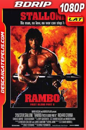 Rambo 2 (1985) 1080p BDrip Latino – Ingles