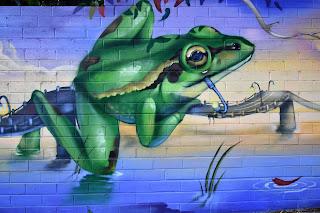 St Peters Street Art | Scott Nagy & Krimsone