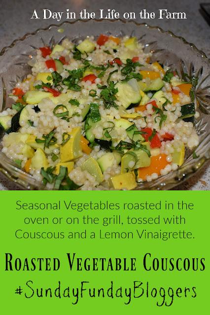 veggie couscous pin