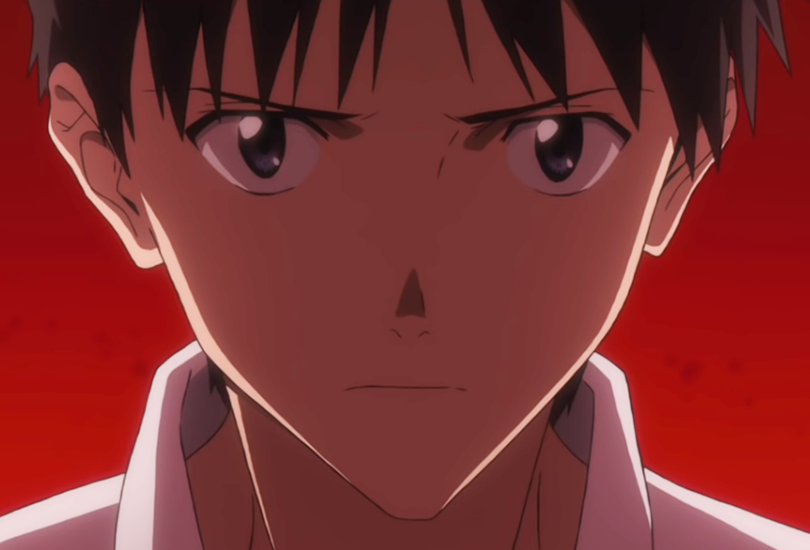 """The Evangelion: 3.0+1.0 Thrice Upon a Time trailer drops, with a snippet of Hikaru Utada's """"One Last Kiss""""   Random J Pop"""