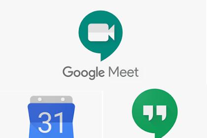Cara Menggunakan Google Hangout Meet untuk Work from Home dan Kegiatan Belajar dengan Program Jarak Jauh