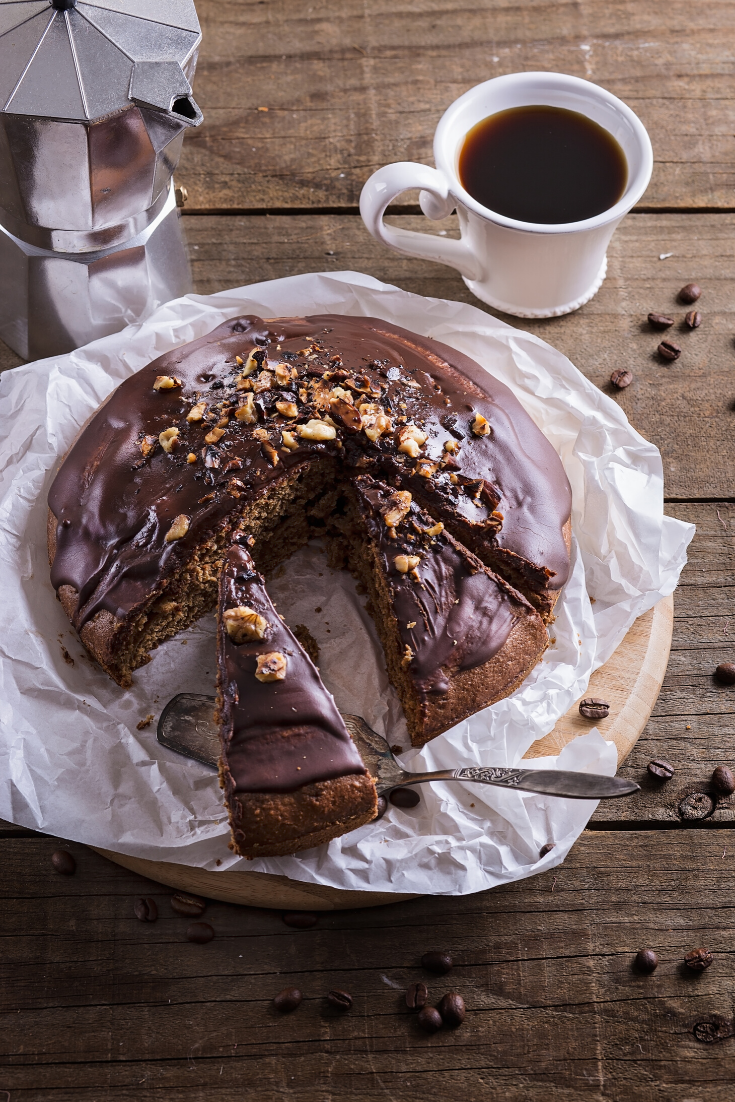 collections of best #Chocolate #Coffee #Cake #Recipes .Many people prefer to eat a piece of cake with a cup of coffee.It is possible to prepare a cake using coffee for people who prefer to drink coffee, which has a distinctive taste #cakerecipes #cakesrecipes #cake #cakes #recipes #cofeecake #cofee #desserts | #recipes #dessertrecipes