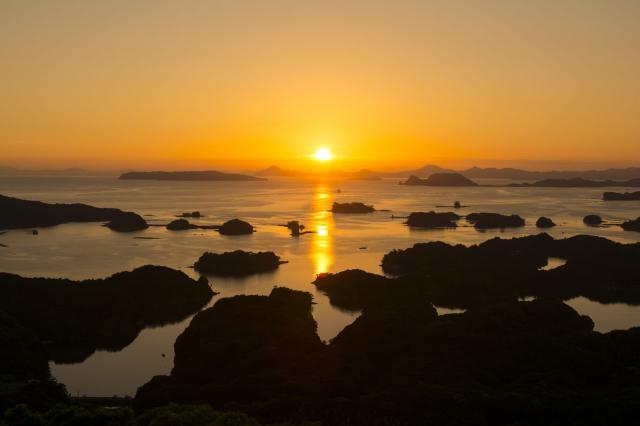 Sunset di Jogajima