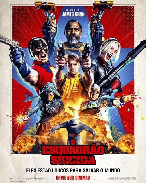 [Crítica] 'O Esquadrão Suicida' de James Gunn promete e cumpre