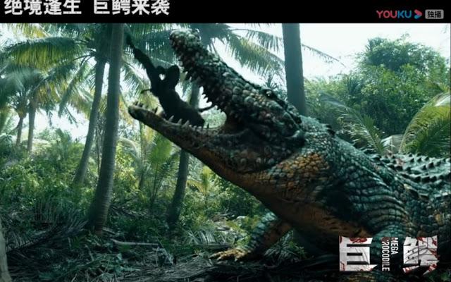Đảo Cá Sấu - Crocodile Island (2020) 1
