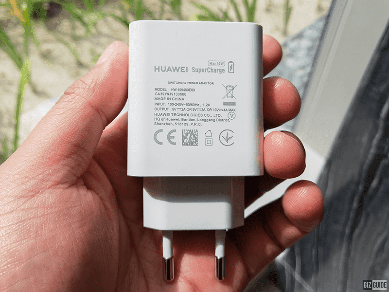 Huawei SuperCharge charger