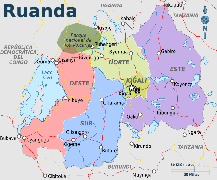 Facts about Rwanda in Hindi,Amazing Facts about Rwanda in Hindi - रवांडा के बारे में रोचक तथ्य