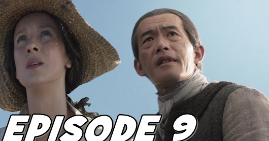 Outlander Season 3 Episode 9: Review & Breakdown!!! Jamaica, Ian & Willoughby!!!
