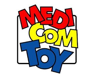 medicom toy company logo