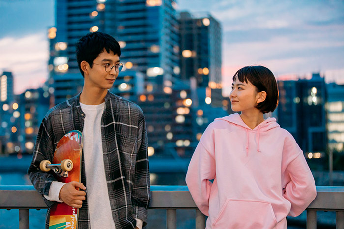 Georama Boy Panorama Girl live-action film - Natsuki Seta